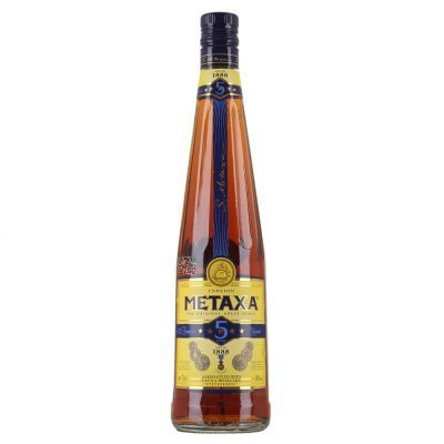 Metaxa Brandy 5 Stelle 70Cl