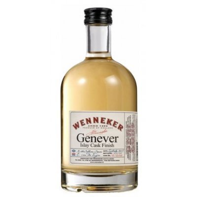 Gin Old Genever Islay Cask 50Cl Wenneker